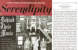 Review in Serendipity Magazine